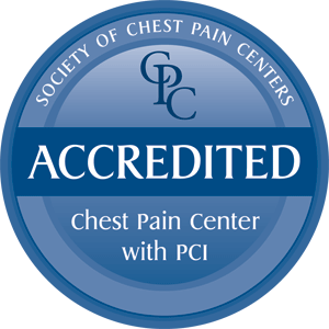 Chest Pain Centers Accredited